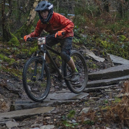 Photo of Davy THOMAS-ROUND at BikePark Wales