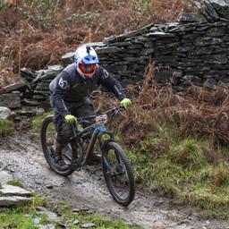 Photo of Alex CRABB at BikePark Wales