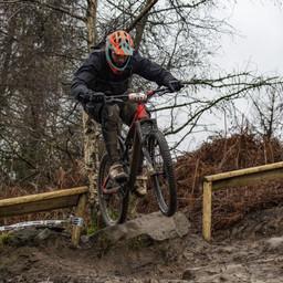 Photo of Jason HASAKA at BikePark Wales