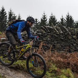 Photo of Marc BATTLE at BikePark Wales