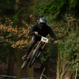 Photo of Ollie HALLS at Forest of Dean