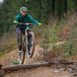 Photo of Joe MANZ at BikePark Wales