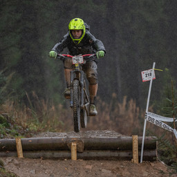 Photo of Rikki BARRATT at BikePark Wales