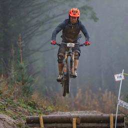 Photo of Dan BISHOP at BikePark Wales