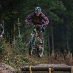 Photo of Alex POWELL (jun) at BikePark Wales