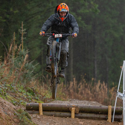 Photo of Paul BOLTON at BikePark Wales