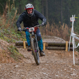 Photo of Chris GUNTER at BikePark Wales