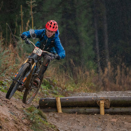 Photo of Joshua BENNETT at BikePark Wales