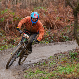 Photo of Clive POWELL at BikePark Wales