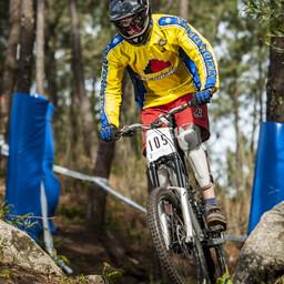 Photo of Rider 105 at Vigo