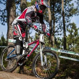 Photo of Scott BEAUMONT at Vigo