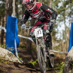 Photo of Rider 133 at Vigo