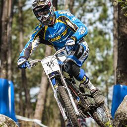 Photo of Dave WARDELL at Vigo