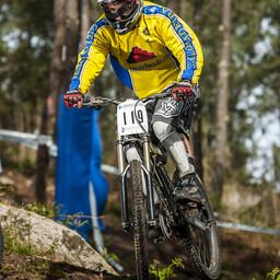 Photo of Rider 119 at Vigo