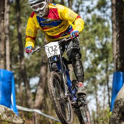 Photo of Rider 132 at Vigo
