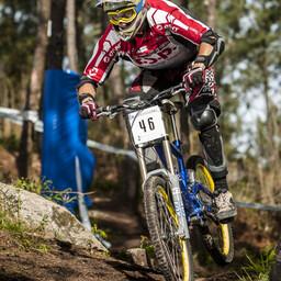 Photo of Rider 46 at Vigo