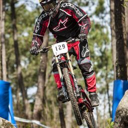 Photo of Rider 129 at Vigo