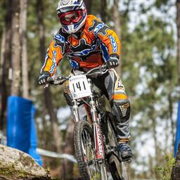 Photo of Rider 141 at Vigo