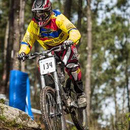 Photo of Rider 134 at Vigo