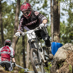 Photo of Daniel HARPER at Vigo