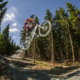 Photo of Nathan RENNIE at Willingen