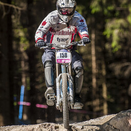 Photo of Rider 158 at Willingen