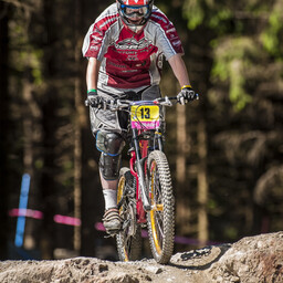 Photo of Fionn GRIFFITHS at Willingen