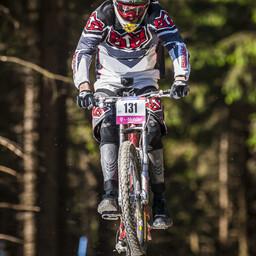 Photo of Rider 131 at Willingen