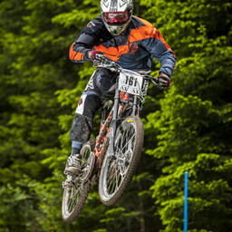 Photo of Gary FORREST at Schladming