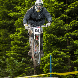 Photo of Rider 151 at Schladming