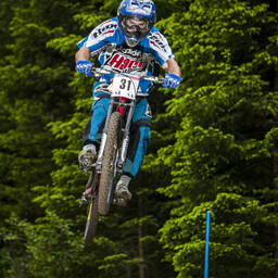 Photo of Mick HANNAH at Schladming