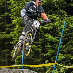 Photo of Cédric GRACIA at Schladming