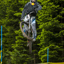 Photo of Alan BEGGIN at Schladming