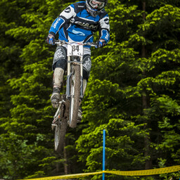Photo of Stu THOMSON at Schladming