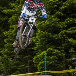 Photo of Brendan FAIRCLOUGH at Schladming