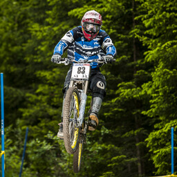 Photo of Ben REID at Schladming
