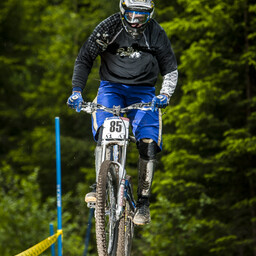 Photo of Glyn O'BRIEN at Schladming