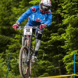 Photo of Ben CATHRO at Schladming