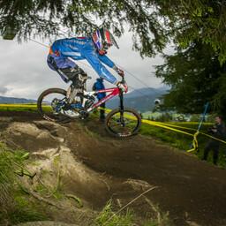 Photo of Ben CATHRO at Schladming