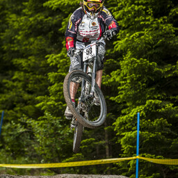 Photo of Ivan OULEGO MORENO at Schladming