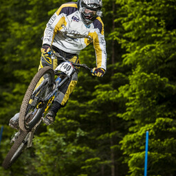 Photo of Rich THOMAS at Schladming
