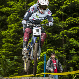Photo of Oscar SAIZ at Schladming