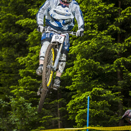 Photo of Rider 157 at Schladming