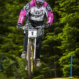 Photo of Rachel ATHERTON at Schladming
