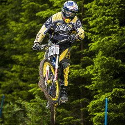 Photo of Gee ATHERTON at Schladming