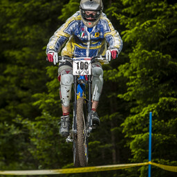 Photo of Rider 106 at Schladming