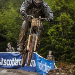 Photo of Julien CAMELLINI at Fort William