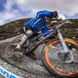 Photo of Iain COOKSON at Fort William