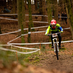 Photo of Josh O'BRIEN at Wind Hill B1ke Park