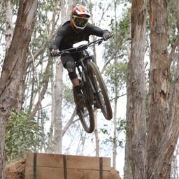 Photo of Heath HODGSON at Fox Creek, SA